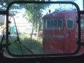 [鉄道][キハ22][小樽市総合博物館]キハ22-56・運転席から/小樽市総合博物館2008.07.26