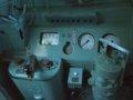 [鉄道][キハ22][小樽市総合博物館]キハ22-56・運転席/小樽市総合博物館2008.07.26
