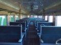 [鉄道][キハ22][小樽市総合博物館]キハ22-56・車内(床は木張り)/小樽市総合博物館2008.07.26