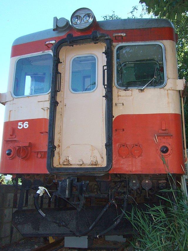 キハ22-56小樽市総合博物館2008.07.26