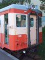 [鉄道][キハ22][小樽市総合博物館][貫通幌]キハ22-56/小樽市総合博物館2008.07.26
