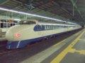 [鉄道][新幹線]0系・こだま674号(21-7951他R67編成)/新神戸駅2008.09
