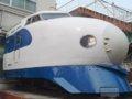 [鉄道][新幹線][交通博物館]交通博物館・0系新幹線カットボディ(21-25)/2006.02
