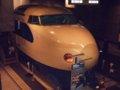 [鉄道][新幹線][鉄道博物館]鉄道博物館・0系新幹線カットボディ/2008.03