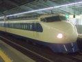 [鉄道][新幹線]0系新幹線・こだま639号(R68編成)21-7007/新神戸駅2008.10