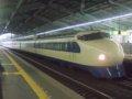 [鉄道][新幹線]0系新幹線・こだま639号(R68編成)21-7007側/新神戸駅2008.10