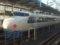 0系新幹線・こだま639号(R61編成)6号車(22-7008)/新大阪駅2008.11