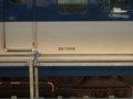 [鉄道][新幹線]0系新幹線・こだま639号(R61編成)5号車(25-7009)車番表示/新大阪駅2008.11