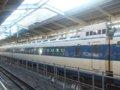 [鉄道][新幹線]0系新幹線・こだま639号(R61編成)4号車(26-7011)/新大阪駅2008.11