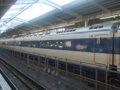 [鉄道][新幹線]0系新幹線・こだま639号(R61編成)3号車(25-7904)/新大阪駅2008.11