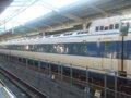 [鉄道][新幹線]0系新幹線・こだま639号(R61編成)2号車(26-7208)/新大阪駅2008.11