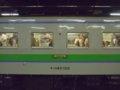 [鉄道][キハ143系]札沼線647D(5)キハ143-102側面車番表示/札幌駅2008.07.25