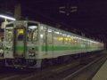 [鉄道][キハ143系][貫通幌]札沼線647D(1)キハ143-102等3連/札幌駅2008.07.25