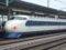 こだま639号(0系R61編成)6号車(22-7008)/西明石駅2008.11