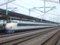 こだま639号(0系R61編成:22-7008側)ローアングル/西明石駅2008.11