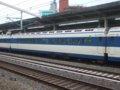 [鉄道][新幹線]こだま639号(0系R61編成)5号車(25-7009)/西明石駅2008.11