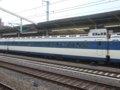 [鉄道][新幹線]こだま639号(0系R61編成)2号車(26-7208)/西明石駅2008.11