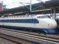 [鉄道][新幹線]こだま639号(0系R61編成)21-7008/西明石駅2008.11