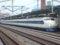 こだま639号(0系R61編成:21-7008側)8:24西明石駅入線/2008.11