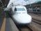 ひかり364号(700系C22編成:723-21側)/西明石駅2008.11