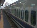 [鉄道][新幹線]ひかり364号(700系C22編成)/西明石駅2008.11