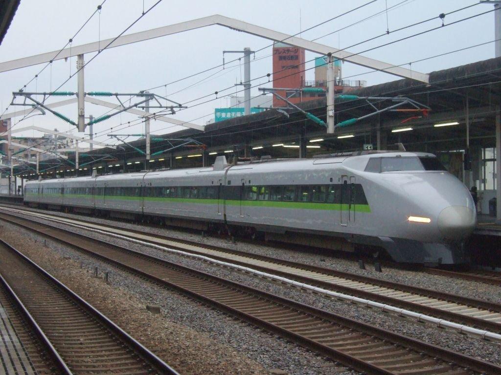 こだま637号(100系K55編成:121-5055側)1024pix版/西明石駅2008.11