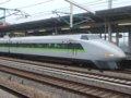 [鉄道][新幹線]こだま637号(100系K55編成:121-5055)/西明石駅2008.11