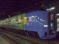 [鉄道][キハ261系][貫通幌]スーパー宗谷4号(キロハ261-201)/札幌駅2008.07.26