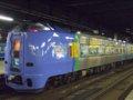 [鉄道][キハ261系][貫通幌]スーパー宗谷4号(キハ261-104)/札幌駅2008.07.25