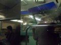 [鉄道][新幹線]こだま674号新大阪到着後(R67編成21-7951:1号車)乗務員室/08.11.29