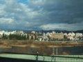 [鉄道][新幹線][風景]★022:はやて17号盛岡到着間近/2008.12.12