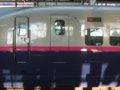 [鉄道][新幹線]★026:新幹線E2系E224-126前頭部サイドビュー/盛岡駅2008.12.12