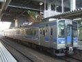 [鉄道][701系][貫通幌]☆001:いわて銀河鉄道IGR7001-1(Mc車)/八戸駅2008.12