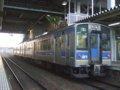 [鉄道][701系][貫通幌]☆002:いわて銀河鉄道IGR7001-1(Mc車)/八戸駅2008.12