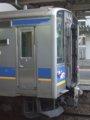 [鉄道][701系][貫通幌]☆006:いわて銀河鉄道IGR7001-1(Mc車)前頭部/八戸駅2008.12