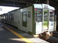 [鉄道][キハ100系][貫通幌]☆024:キハ100-204(快速しもきた3726D)/八戸駅到着081213