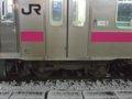 [鉄道][701系]☆086:701系N1編成(Mc701-1台車)/青森駅081213