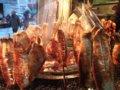 [風景]★244:八戸・湊日曜朝市/焼き魚の屋台…脂のよく乗ったホッケなど081