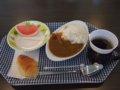 [Misc.]★251:ホテルセレクトイン本八戸の朝食(カレーバイキング)081214