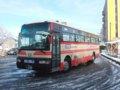 [バス]★257:岩手県北自動車・日産ディーゼルU-RA520TBN/本八戸駅前081214
