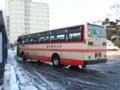 [バス]★258:岩手県北自動車・日産ディーゼルU-RA520TBN/本八戸駅前081214