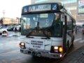 [バス]★283:十和田観光鉄道バス・いすゞエルガミオ/八戸駅東口081214