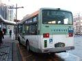 [バス]★284:十和田観光鉄道バス・いすゞエルガミオ/八戸駅東口081214