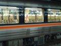 [鉄道][キハ85系]特急ワイドビューひだ34号(キハ85-1111車番表示)/大阪駅2005.1