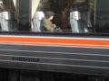 [鉄道][キハ85系]キハ85-1102車番表示(+旧番号跡)/大阪駅2005.4