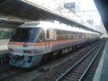[鉄道][キハ85系]特急ワイドビューひだ23号(キハ85-13側)/大阪駅2005.4