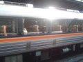 [鉄道][キハ85系]特急ワイドビューひだ23号(キハ85-13車番表示)/大阪駅2005.4