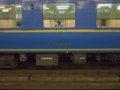 [鉄道]249:急行はまなす(オハネフ25-216車番表示)/札幌駅2008.07.26
