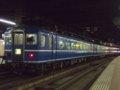 [鉄道][貫通幌]251:急行はまなす(スハフ14-502側)/札幌駅2008.07.26