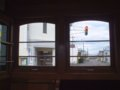 [鉄道][風景]★073:函館市電箱館ハイカラ號(No.39)車窓051023